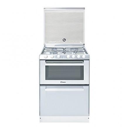 Cucina Candy TRIO 9501/1W con Piano Cottura Forno Lavastoviglie Colore Bianco