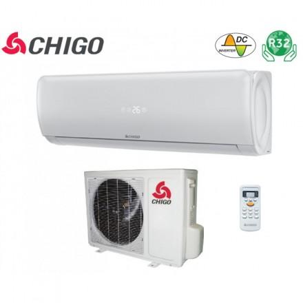 Climatizzatore Chigo Amber173 12000btu Classe A++/a+ Split+motore