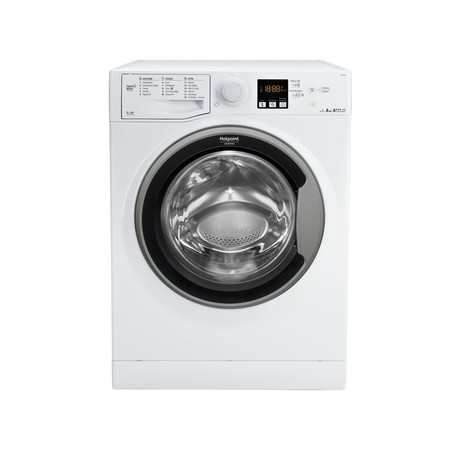 Lavatrice Carica Frontale Hotpoint Sx Rsf 824s It 8 Kg. 1200 Giri Classe A+++