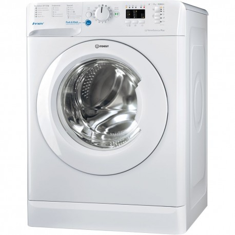 Lavatrice Carica Frontale Indesit BWA71053X W IT 7 Kg Classe A+++