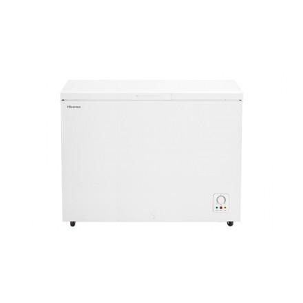 Congelatore Orizzontale Hisense FC403D4AW1 Classe Efficienza Energetica A+ 307 Lt
