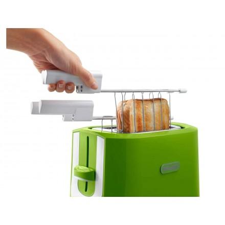 Tostapane De Longhi Modello CTLAP2203G Colore Prodotto Verde