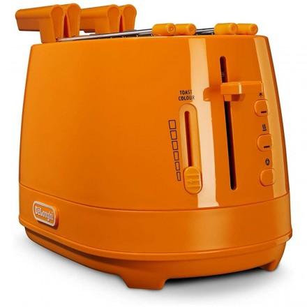 Tostapane De Longhi Modello Ctlap22030 Colore Prodotto Arancione