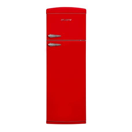 Frigorifero Atlantic Libera Installazione Colore Prodotto Rosso Tipologia Statico Retro' Classe Efficienza Energetica A+