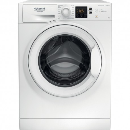 Lavatrice Hotpoint Nfr328w It N 8 Kg. 1200 Giri A+++