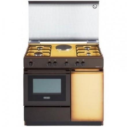 Cucina De Longhi SEK 8541 N ED Marrone 86x50 4+1 Forno Elet.