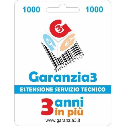 Garanzia3 - 1000