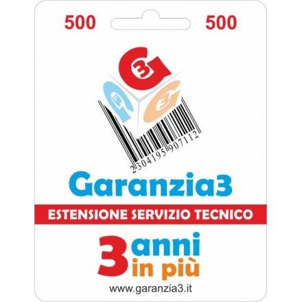 Garanzia3 - 500