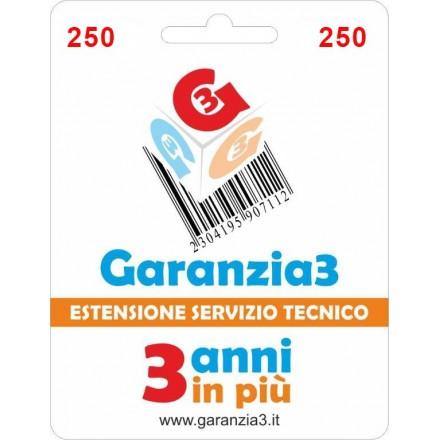 Garanzia3 - 250