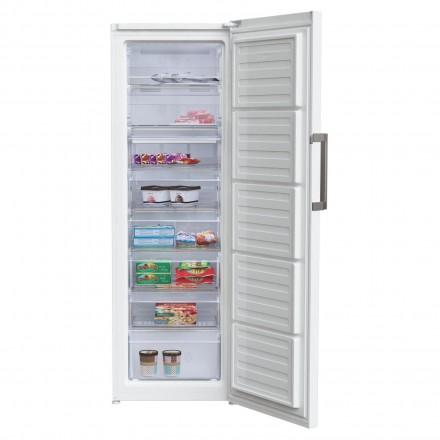 Congelatore Verticale Beko RFNE312E23W Classe A+ No Frost Colore Bianco