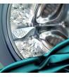 Lavatrice Libera installazione Slim Hisense WFGE70141VM 7kg. 1400g. Classe Energetica B SLIM  Profonda 46,5 cm Cm Inverter