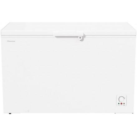 Congelatore Orizzontale Libera installazione Hisense FC499D4AW1 385 Litri Nuova classe Energetica F