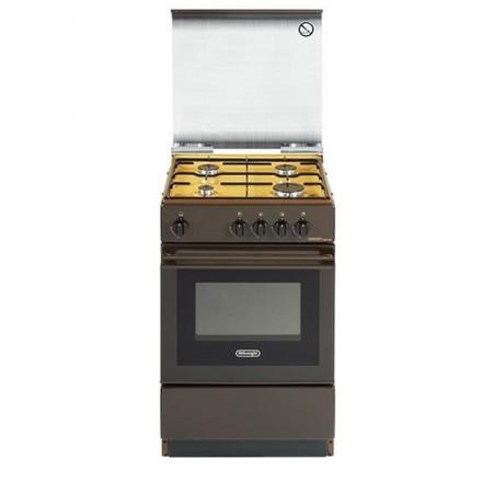 Cucina a Gas De Longhi SGK554GNN 50x50 con Forno