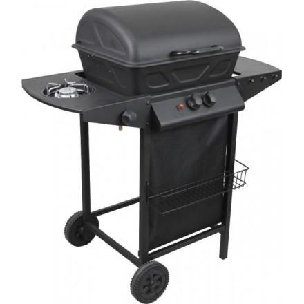 Barbecue A Gas Pyramidea BBQ2PL1 2 Fuochi + 1