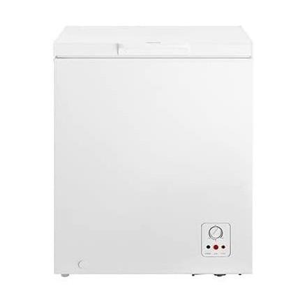 Congelatore Orizzontale a pozzo Hisense Fc184daw1 Capacità 142lt Capacità congelamento 13kg/24h Classe energeticaF (A+)