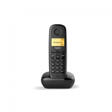 Telefono Cordless Gigaset A170 Nero