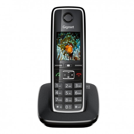 Telefono Cordless Gigaset C530 Nero