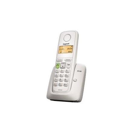 Telefono Cordless Gigaset AS160WH Bianco
