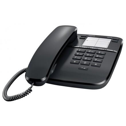 Telefono Fisso con Filo Gigaset DA310BK Nero
