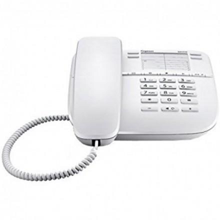 Telefono Fisso con Filo Gigaset DA310WH Bianco