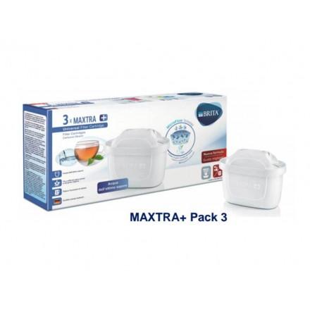 Confezione Filtri MAXTRA + Pack 3 Per Caraffa Brita