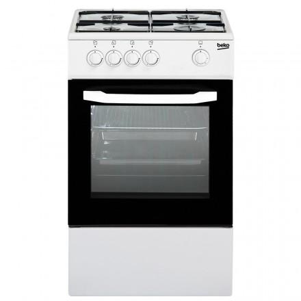 Cucina CSG42001FW 50x50 Bianca Gas