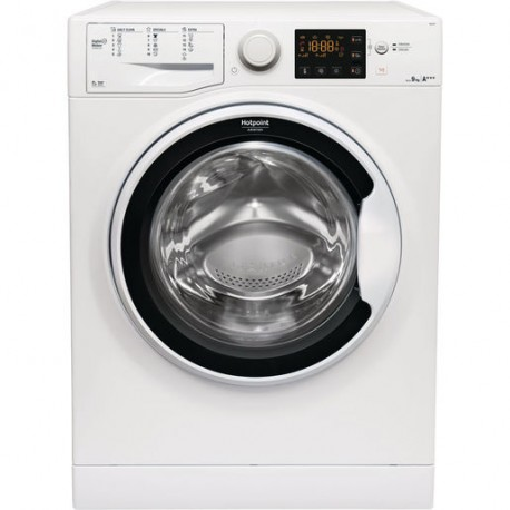 Lavatrice Carica Frontale Hotpoint Ariston RSG923 9 Kg 1200 Giri Classe A+++