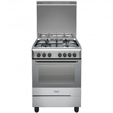 Cucina Hotpoint Ariston H6TMH2AF(X) 60x60 con Forno