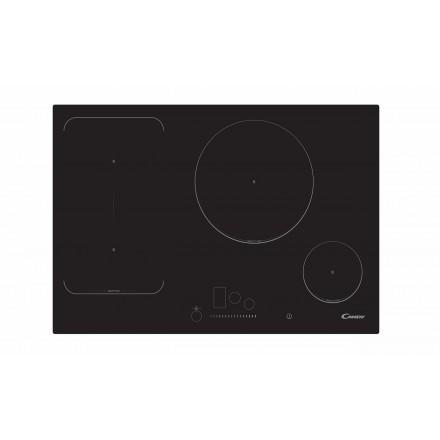 Piano Cottura Candy CFI 82 4 Fuochi 750x495 Vetro Ceramica