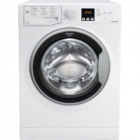 Lavatrice Carica Frontale Hotpoint Ariston RSF803 8 Kg 1000 Giri Classe A+++