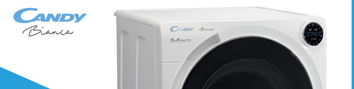 banner lavatrice candy bwm1610ph7/1-s