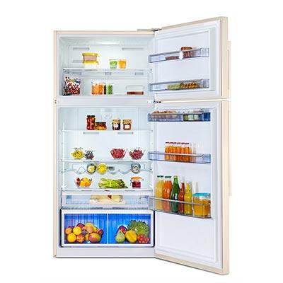 frigorifero beko dn162220b a libera installazione aperto