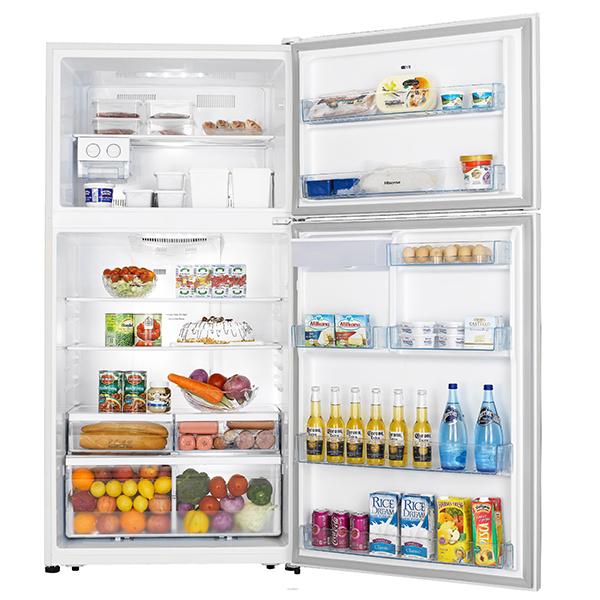 frigorifero hisense rt709n4ws21 a libera installazione total neo frost