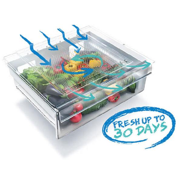 frigorifero beko gn1416232zx a libera installazione everyfresh