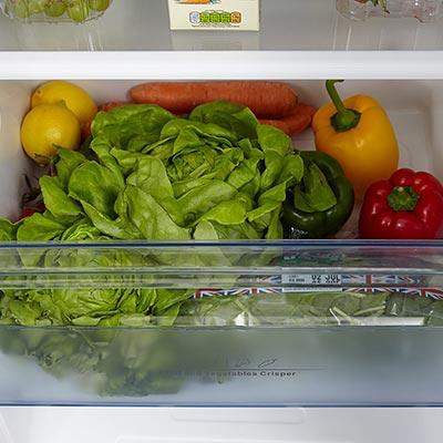 frigorifero hisense rt709n4wy11 moisture fresh crisper