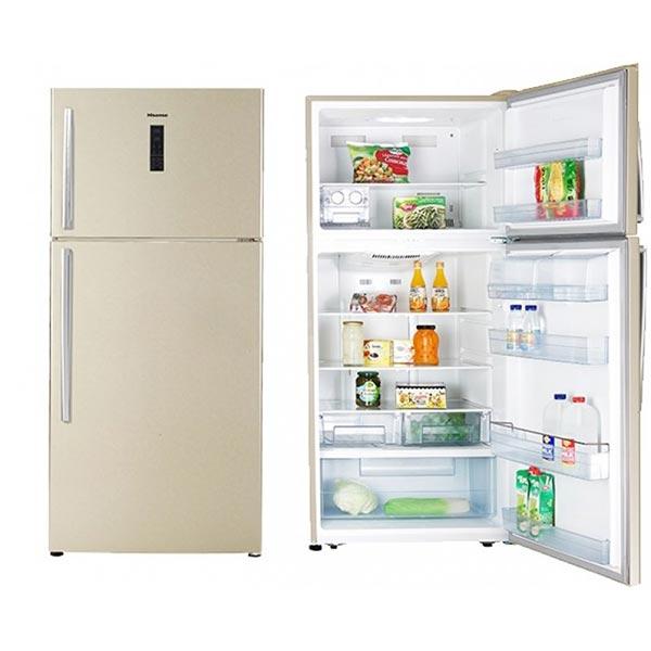 frigorifero hisense rt650n4dy12 a libera installazione chiuso aperto