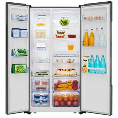 Hisense frigorifero FSN516A30C a libera installazione interno