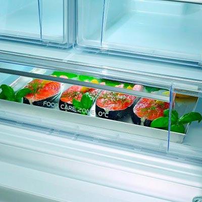 frigorifero hotpoint ariston enxtyh19322fwl food care 0