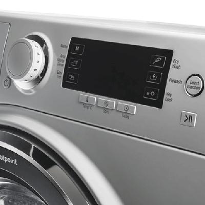 lavatrice hotpoint ariston rsg923 display