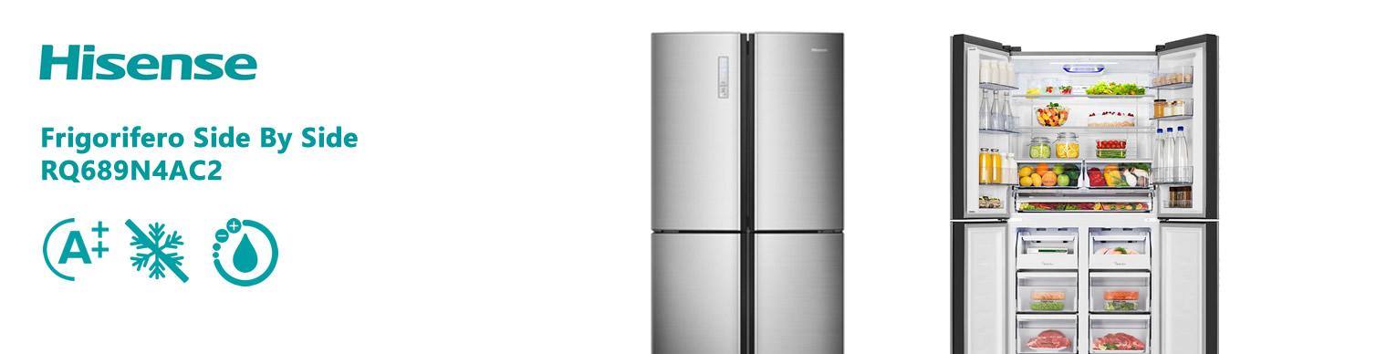 hisense frigorifero rq689n4ac2 a libera installazione banner