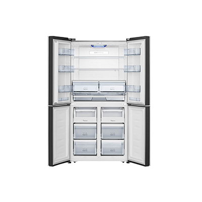 frigorifero hisense rq689n4ac2 a libera installazione vano congelatore vano frigorifero