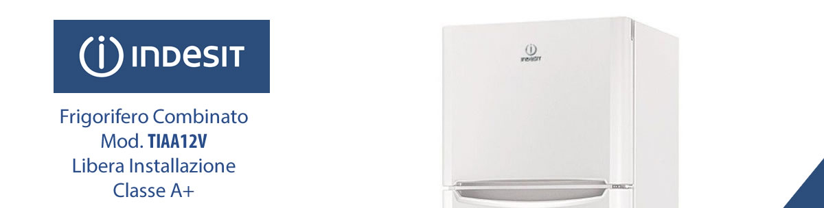 frigorifero indesit tiaa12v a libera installazione banner