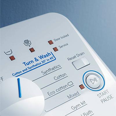 lavatrice indesit btwa61052 a libera installazione turn & wash