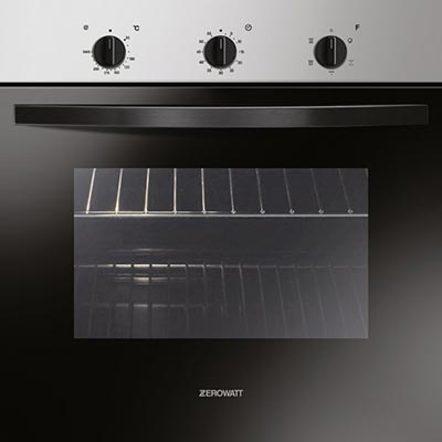 Zerowatt forno ventilato a incasso ZFFS302NX
