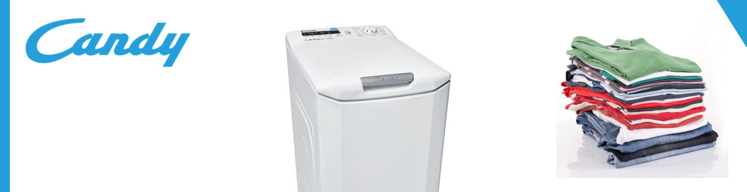 banner lavatrice candy cstg372d-01 a libera installazione