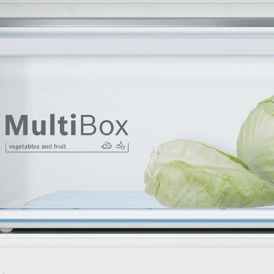 frigorifero bosch kin86vs30s a incasso multi box