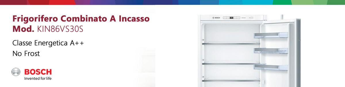 frigorifero bosch kin86vs30s a incasso banner