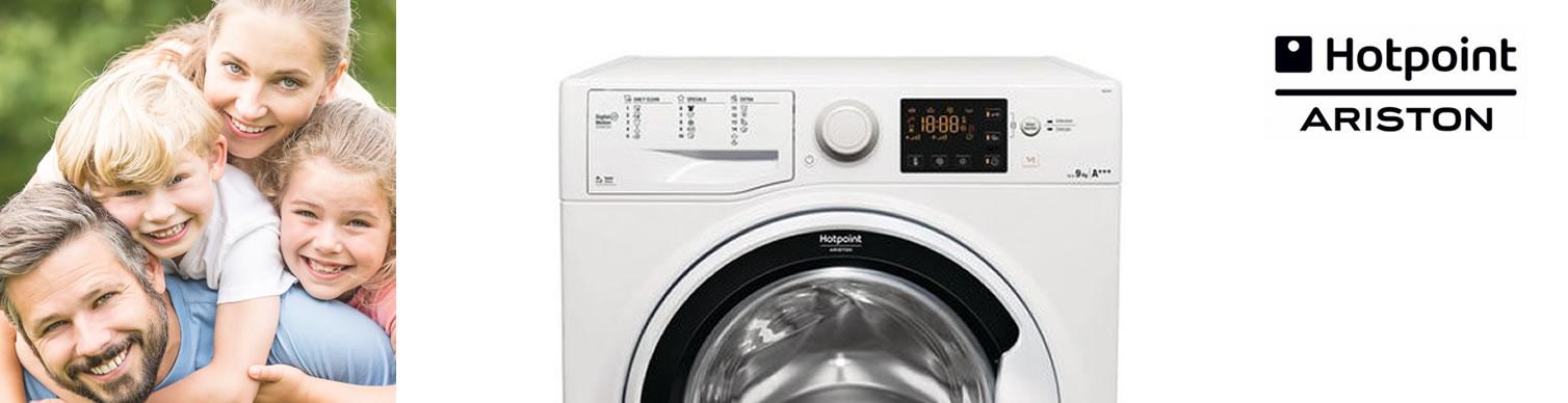 banner lavatrice hotpoint ariston rsg923 a libera installazione