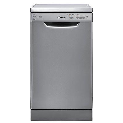 lavastoviglie candy cdp2l1047x-01 a libera installazione