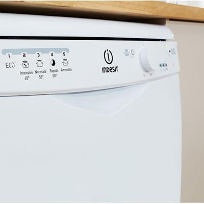 lavastoviglie indesit dfg15b1 pannello comandi
